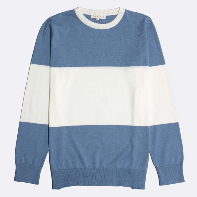 Far Afield Nussa Crew Neck Knit