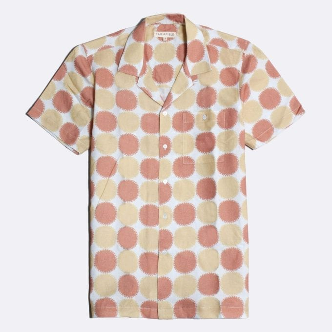 Far Afield Selleck Short Sleeve Shirt