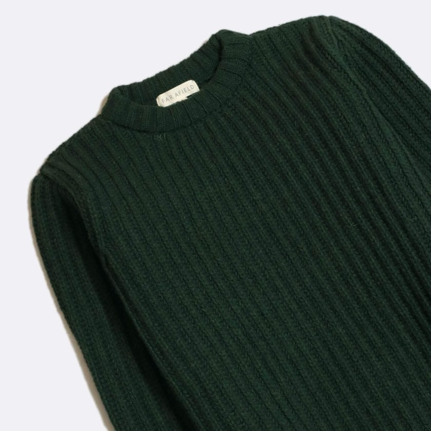 Far Afield Tanner Ribbed Knit