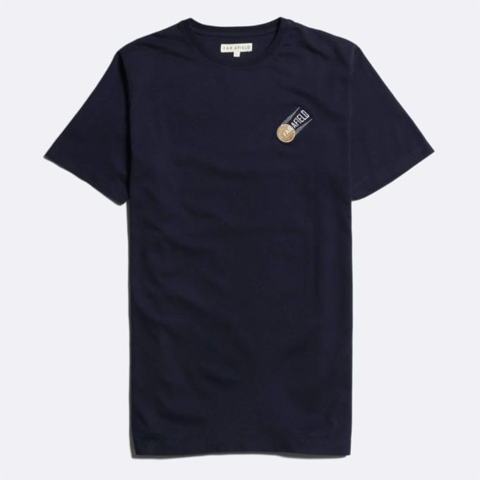 Far Afield Embroidered T-Shirt
