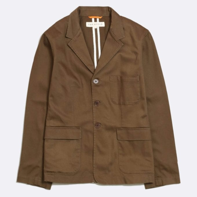 Far Afield Barbet Jacket