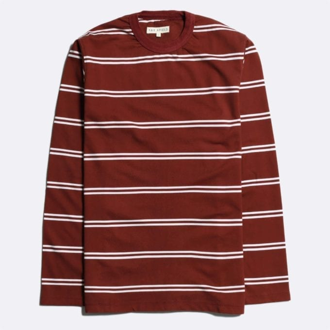 Far Afield French Terry Long Sleeve T-Shirt