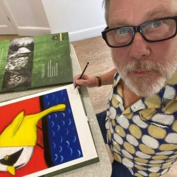 Seen Further – Legendary comedian, Vic Reeves