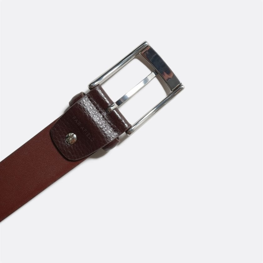Far Afield Classic Leather Belt