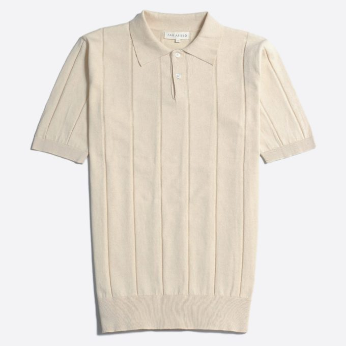 Far Afield Jacobs Short Sleeve Polo