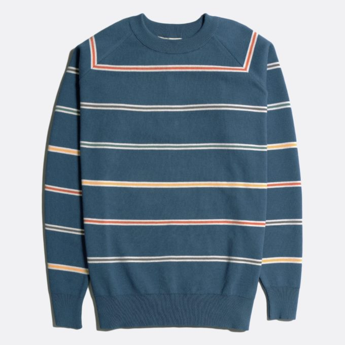 Far Afield Carrol Raglan Knit