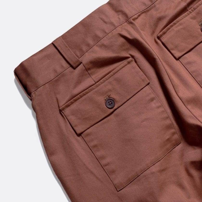 Far Afield Coup Trousers