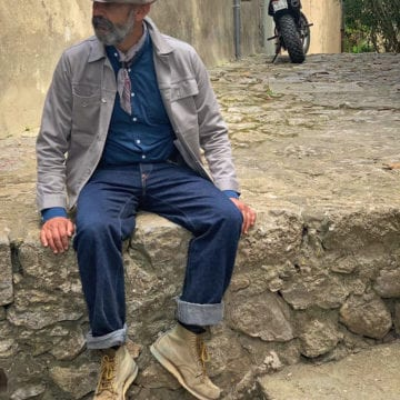 Seen Further – Giampaolo in Tuscany